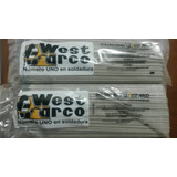 Electrodos 1/8 Modelo E6013 West Arco