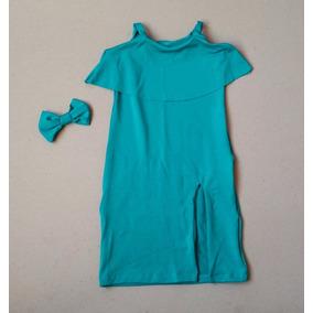Vestido Longo Mini Diva - Verde