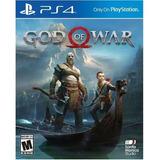 God Of War 4 Ps4 Fisico Sellado En Español !!!