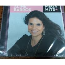 Cd Lacrado Aline Barros Mega Hits