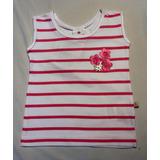 Regata Camisa Infantil Brandilli Tam. 3 A 6 Meses Outlet
