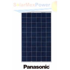 Panel Solar Panasonic Policristalino De 250w