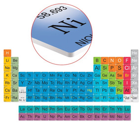 Tabla periodica de los elementos en mercado libre mxico tabla peridica de los elementos mosaico material didctico urtaz Images