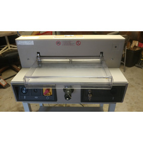 Máquina Para Imprenta Guillotina