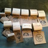 Sellos De Goma Personalizados - 3x3 Cm