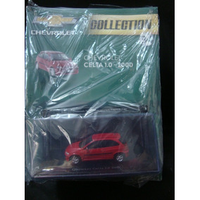 Chevrolet Collection Gm Celta 1.0 2p N°34