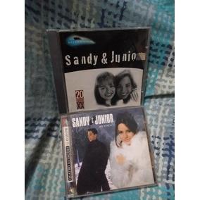Sandy & Junior Ao Vivo Millennium 2 Cds