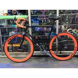 Bicicleta Ruta Vintage Empates Diseño Personaliz