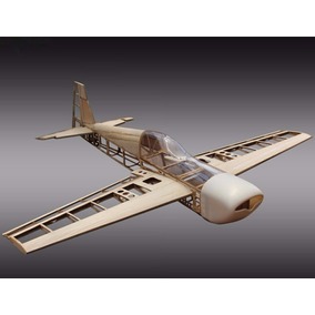 Avião Kit Balsa Extra 260 Asa 1390mm Motor Glow Gas Elétrico