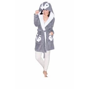 Bata Para Dormir Pijama Con Caray Orejas Fox Zorro
