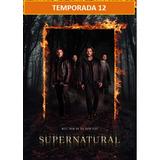 Série Sobrenatural 12 Temporada Completa E Dublada
