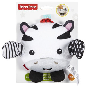 Fisher Price Amiguitos Risitas Sorpresa Zebra