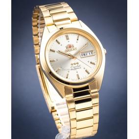 c8c0ec91c6a Relogio Omega Automatico Em Ouro - Relógio Orient Masculino no ...