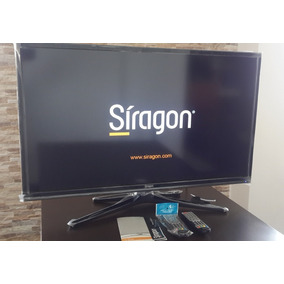 Tv Led Siragon De 40 Pulgadas Con Dvd Incorporado