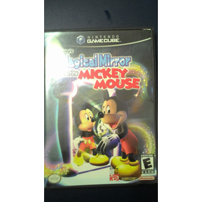 Mickey Mouse Game Cube