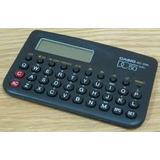 Agenda Electrónica + Calculadora Casio Dc-200