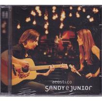 Cd Sandy E Junior - Acústico Mtv (958222)