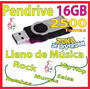 Pendrive Kingston Nuevo Música 16 Gb Mp3