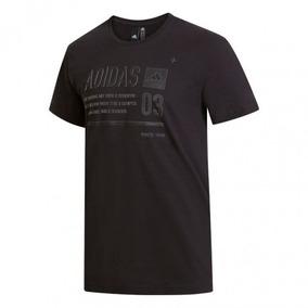 Camiseta Adidas Essentials Lineage - Camisetas Manga Curta para ... 0bb74bb23c902