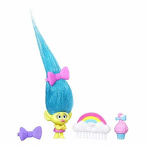 Trolls Smidge Figura Coleccionable - Peliula Dreamworks