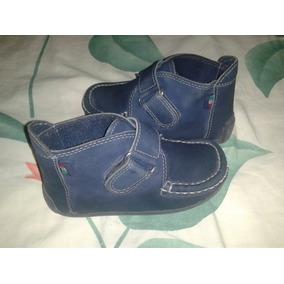 Zapatos De Niño Talla 25, 100% Cuero Casuales Moda Italiana