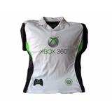 Camiseta Xbox360 Vers Colombia / Nueva / Original / Talla S
