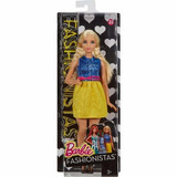 Barbie Fashionista By Mattel