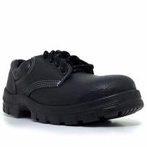 Sapato Segurança Amarrar Bico Aço Bidensidade Bracol Ca26735