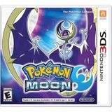Pokemon Moon (nuevo Sellado) - Nintendo 3ds