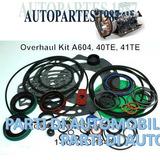 Kit Sellos Caja Automática A604 Kds11