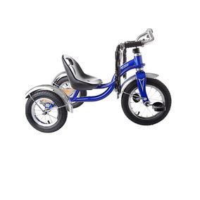 Triciclo Retro Metal Scoop Con Bocina Y Freno Reforzado