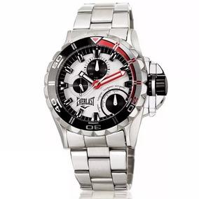 332449ed86e Relogio Everlast Prata - Relógios De Pulso no Mercado Livre Brasil