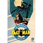 Batman The Golden Age Vol. 1 - Dc Comics - Robot Negro