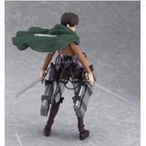 Sgg Shingeki No Kyojin Figura Figma Articulada Eren Hager