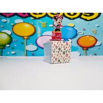 Caixinha Acrílico 3d Personalizada Minnie