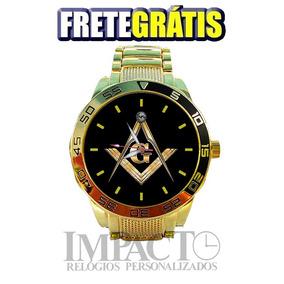 9fd00737831 Vetores Maçonicos - Relógios De Pulso no Mercado Livre Brasil