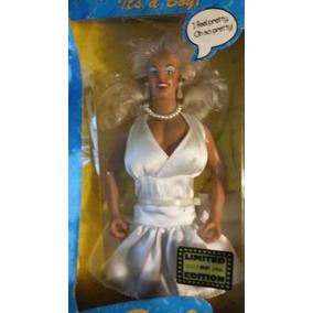 Muñeco Ken Drag Gay Vestido Mujer En Caja