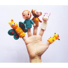 Titeres Dedo Babytv Muñecos Juguete Peluche Bebé Decoración