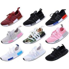 new style 8ee23 462e3 adidas Nmd En Caja Hombre Y Dama Y 10 Modelos Envio Gratis!