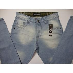 Calça Jeans Quiksilver Element Cavalera Tamanho
