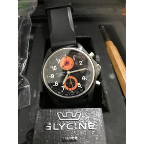 Reloj Cronógrafo Automático Glycine Combat 07