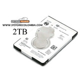 Disco Duro Playstation Ps3 Ps4 Pro Seagate 2tb 5400 Rpm