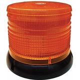 Sinalizador Giroflex Rotativo Led Amarelo 12v Flash