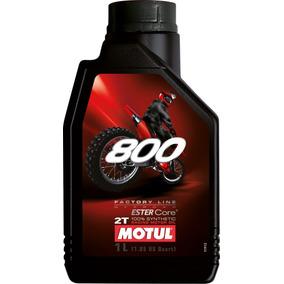 Aceite Para Motocicleta 2t Motul 800 Line Factory Off Road