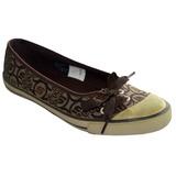 Zapatilla Skechers Dama 36785 Choc
