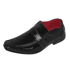 faedfe9914 Loafer Verniz Preto - Sapatos no Mercado Livre Brasil
