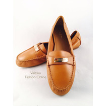 Zapatos Mocasines Coach 26.5 Mexicano 100% Originales