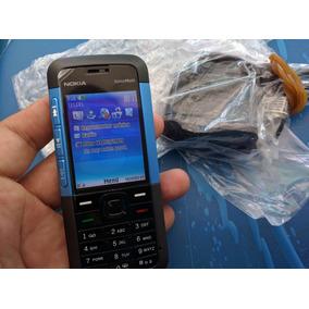 Nokia 5310 Express Music Azul. Libre .$1199 Con Envío.