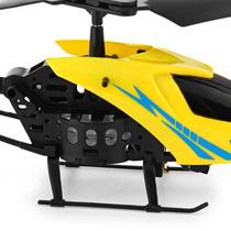 Helicóptero Controle Remoto Com Giroscopio Usb Pb