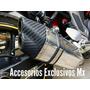 Escape Cx Racing Fz Deportivo Pulsar 200ns Pipa Cbr R6 Duke